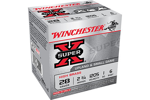 WINCHESTER HIGH BRASS GAME 28G 2.75-1-6