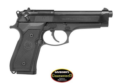 Beretta Model: 	92FS Italian Manufactured