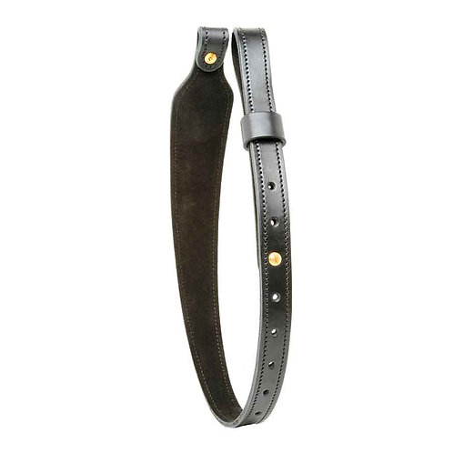 1791 Gun leather PREMIUM RIFLE SLING (SLG) WITH SUEDE SLIP-RESISTENT BACKING