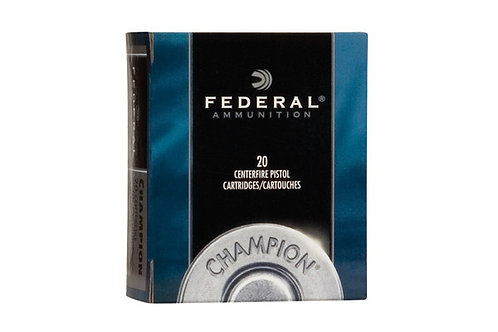 FEDERAL CHAMPION .45LC 225GR WAD HP