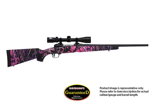 Savage Arms Model: 	11 Trophy Hunter XP Youth Muddy Girl Camo