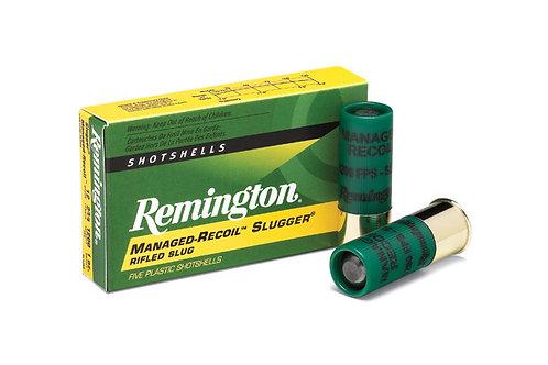 REMINGTON SLUG MANAGED RECOIL 12GA 2.75 1OZ