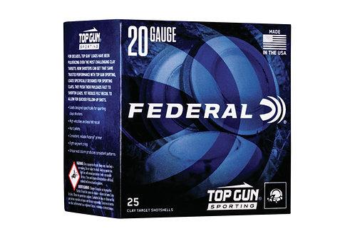 FEDERAL TARGET 20G 2.75-2.5DE-.875-9