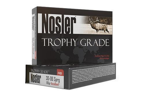 NOSLER TROPHY GRADE .30-06 180GR ACCUBOND