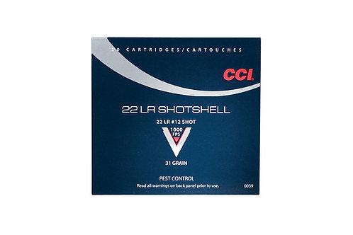 CCI CARTRIDGE 22LR SHOTSHELL