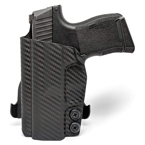 CONCEALMENT EXPRESS OWB KYDEX Holster - Paddle Style
