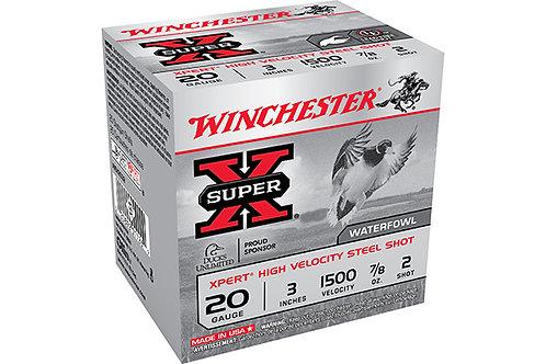 WINCHESTER SX STEEL 20G 3-.875-2