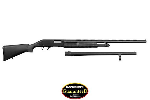 Savage Arms|Stevens Model: 	320 Field / Security Pump Combo