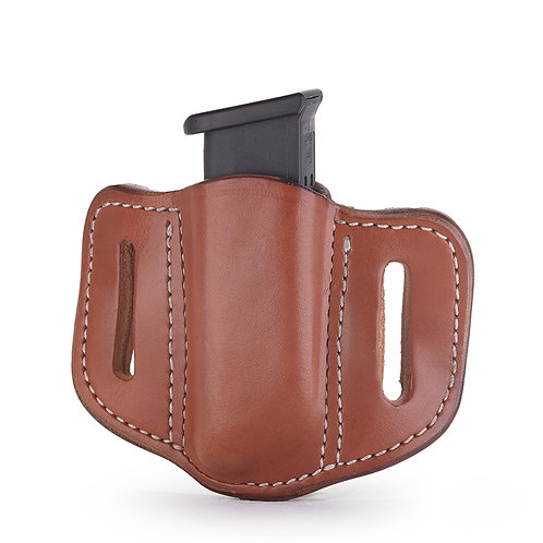 1791 Gun leather MAG 1.2 – SINGLE MAGAZINE HOLSTER FOR DOUBLE STACK MAGS