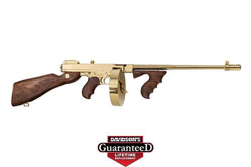 Kahr Arms|Thompson Model:Thompson 1927A-1 Deluxe Titanium Gold