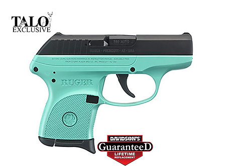 Ruger Model:LCP Turquoise TALO Special Edition
