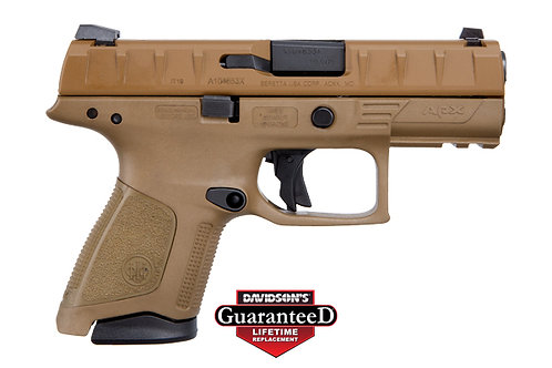 Beretta Model:APX Compact FDE