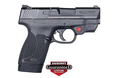 Smith & Wesson Model:M&P Shield M2.0 W/ Red Crimson Trace Laserguard