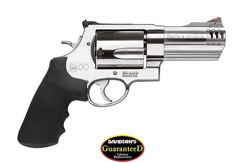 Smith & Wesson Model:500