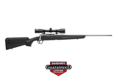 Savage Arms Model: 	Savage AXIS XP Stainless