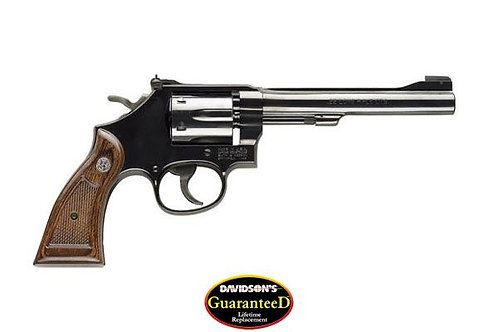 Smith & Wesson Model:Model 17 Masterpiece