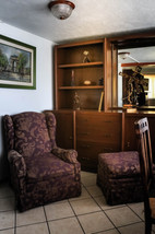 Sala en Habitación_