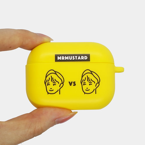 MuscleBoy Vs CuteBoy Airpods Pro Case