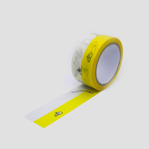 WATER LEVEL Deco Box Tape