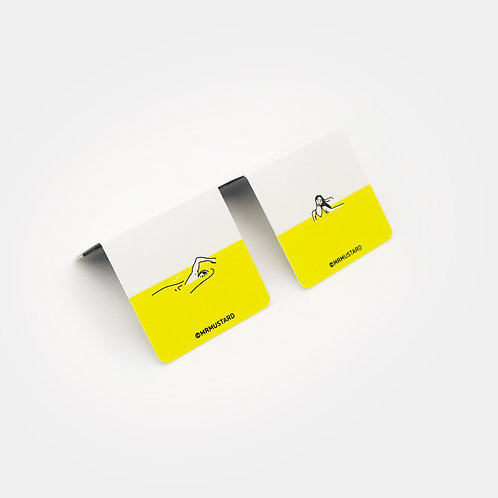 Water Level Bookmark - rest energetic