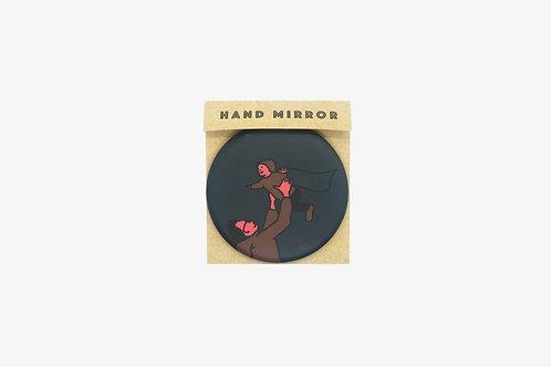 MYHERO hand mirror