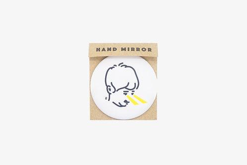 PETERBEAM hand mirror