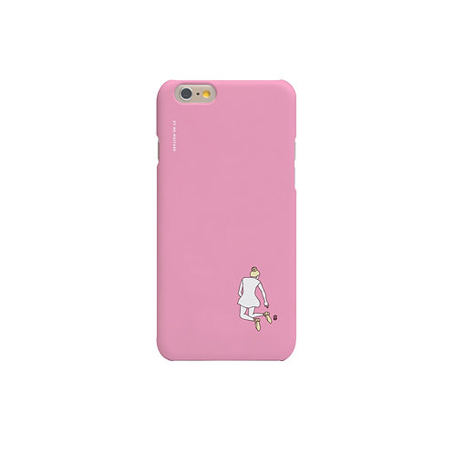 PINK WOMAN Phone Case