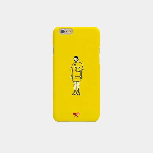 Mustard Girl Phonecase