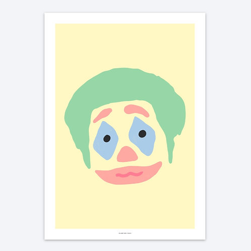 Everybody can be a Joker Poster