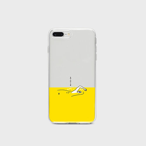 Energetic Phone Case, jelly