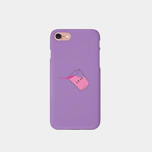 Love Drink Phone Case