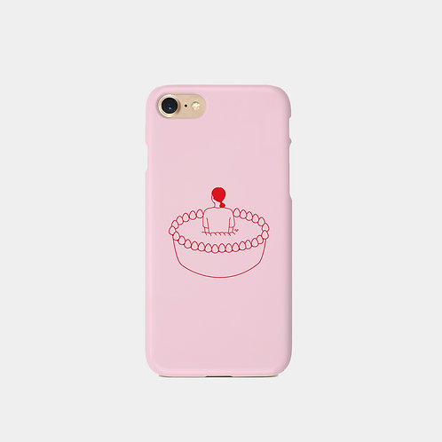 I Love Cake Phone Case