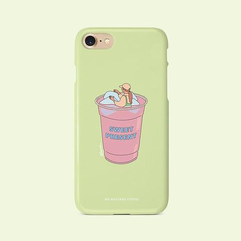 Happy Barista Phone Case