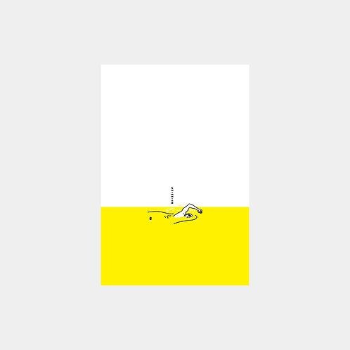 Energetic Post Card