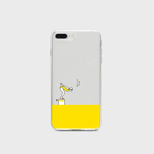 Ready Phone Case, jelly