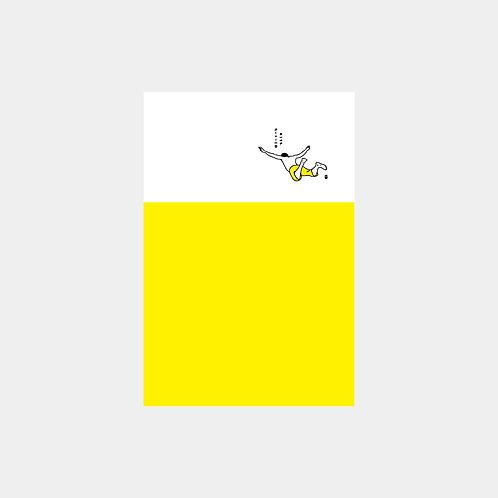 Jump Post Card