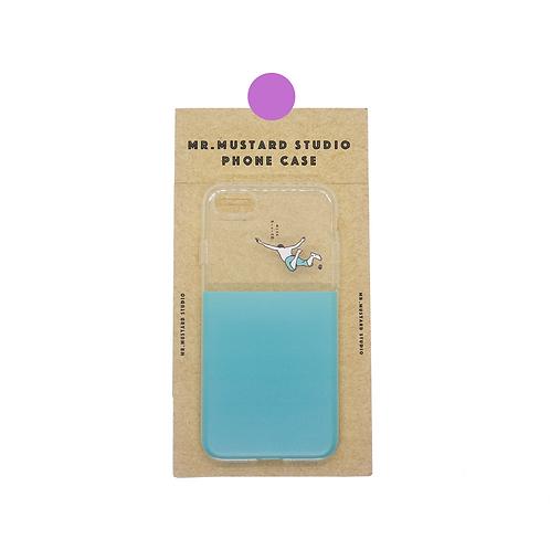 JUMP Phone Case (clear jelly)