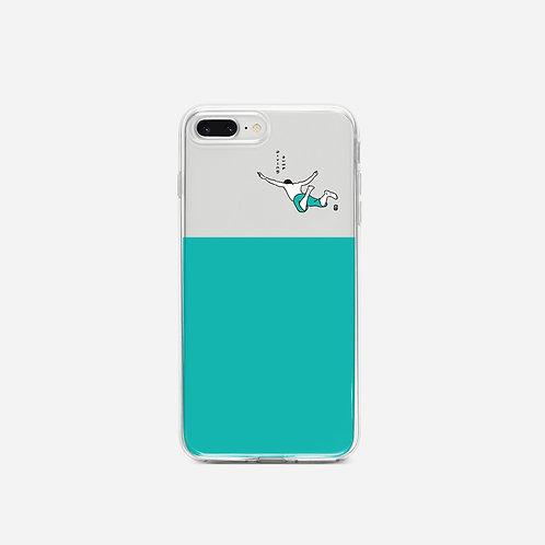 Jump Phone Case, jelly