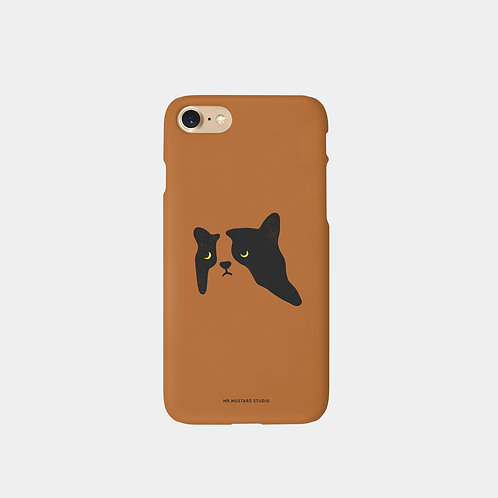 Luna Cat Phone Case
