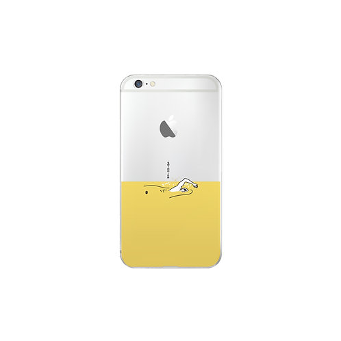 WATER LEVEL Phone Case (energetic)