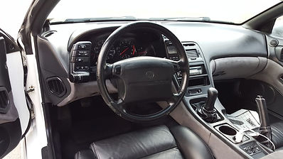 full interior aut detailing sa jos