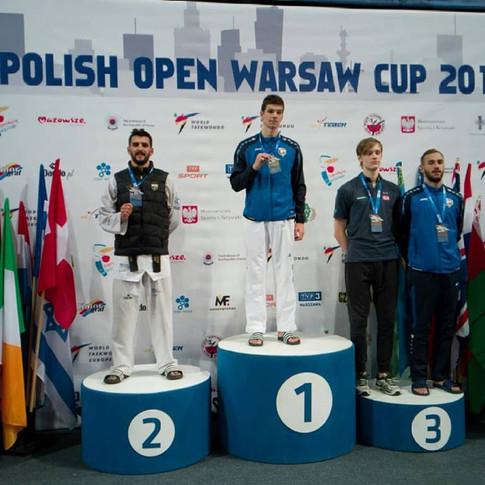Plata para José Fernández en el Open de Polonia.