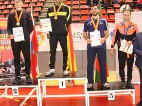 José Fernández, Bronce en el Campeonato de España Absoluto.