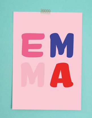 Geboortekaartje_EMMA