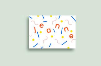 Geboortekaartje_JEANNE