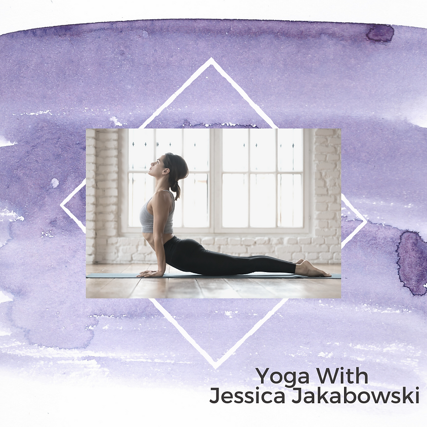 YOGA WITH JESSICA JAKOBOWSKI @ FREEDOM RUN WINERY