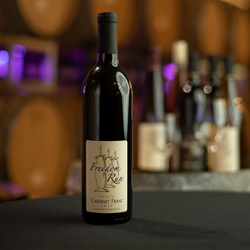 2017 Cabernet Franc Virtual Wine Tasting of the Week