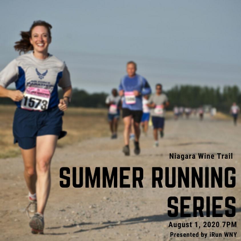 Niagara Wine Trail Summer Running Series @ Freedom Run Winery