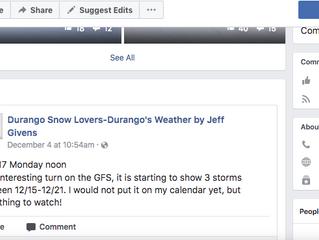 Durango Snow Lovers