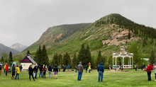 Seeking Perspective, Participation and Peace at 9318ft